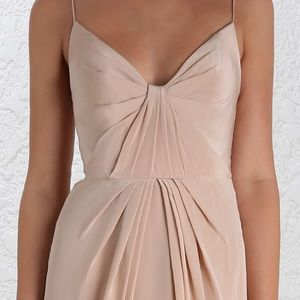 Zimmermann Pink Folded Dress 1
